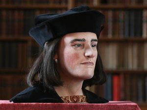 Reconstruction of what Richard III may have looked like
