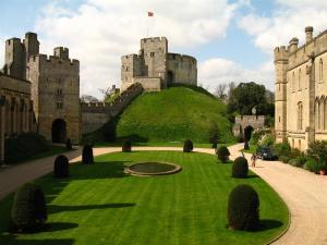Stunning Arundel Castle
