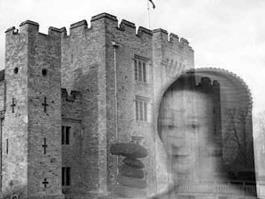 Anne Boleyn's Ghost pops up everywhere!