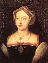 Anne's sister, Mary Boleyn