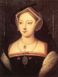 Anne's sister, Mary Boleyn