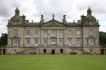 Houghton Hall built by our first Prime Minister