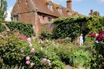 Sissinghurst Castle Rose Garden