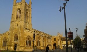St John's Church in Peterborough