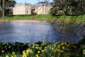 Spring at Compton Verney