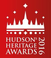 Hudson's Heritage Awards Logo 2016