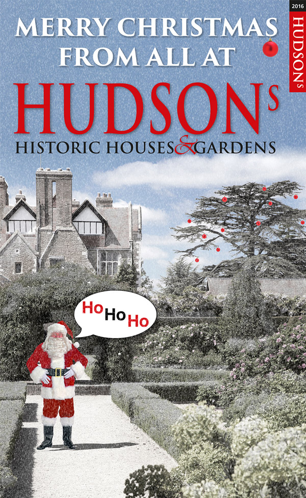 Merry Christmas from Hudson's