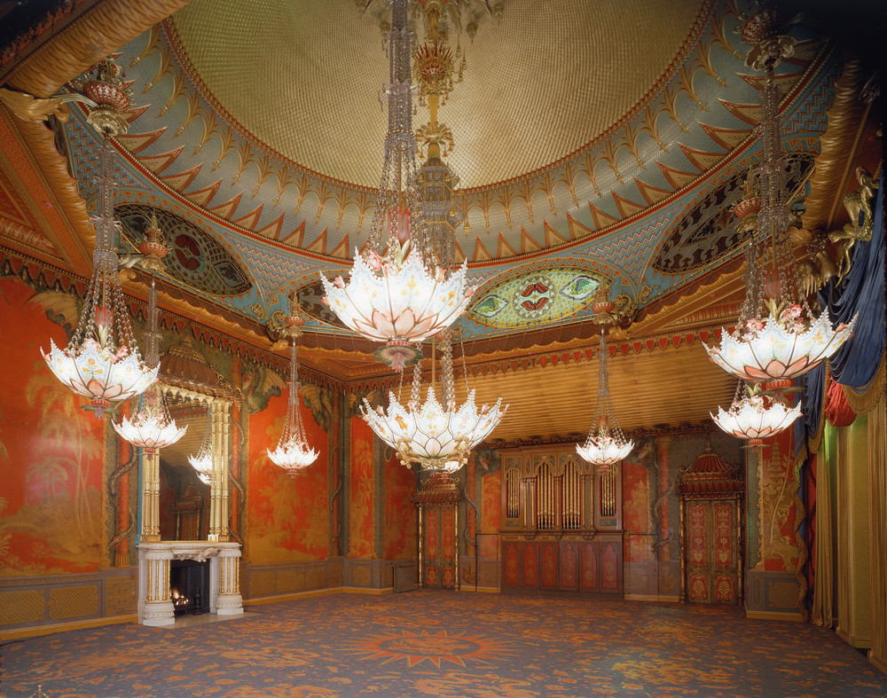 страны архитектура Королевский павильон Брайтон  № 2580706 бесплатно