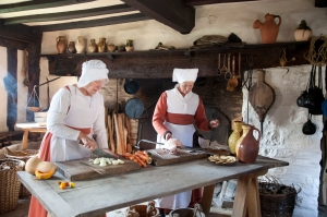 SBT - Tudor Cooking at Mary Arden's Farm